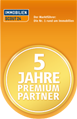 Ziser Immobilien - Immoscout 5 Jahre Premium